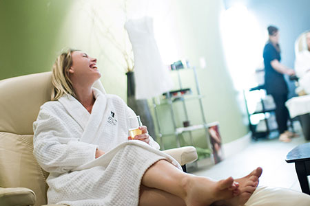 Relax at Melt Mineral Spa, Penticton's Premier Spa