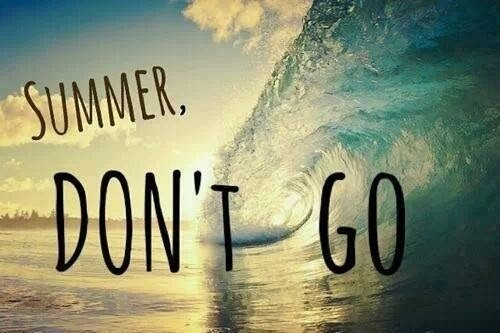 Elegant Goodbye Summer, Beaches Andu2026 Dry Skin?