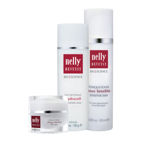 Nelly De Vuyst® BioScience Package for Dry Skin
