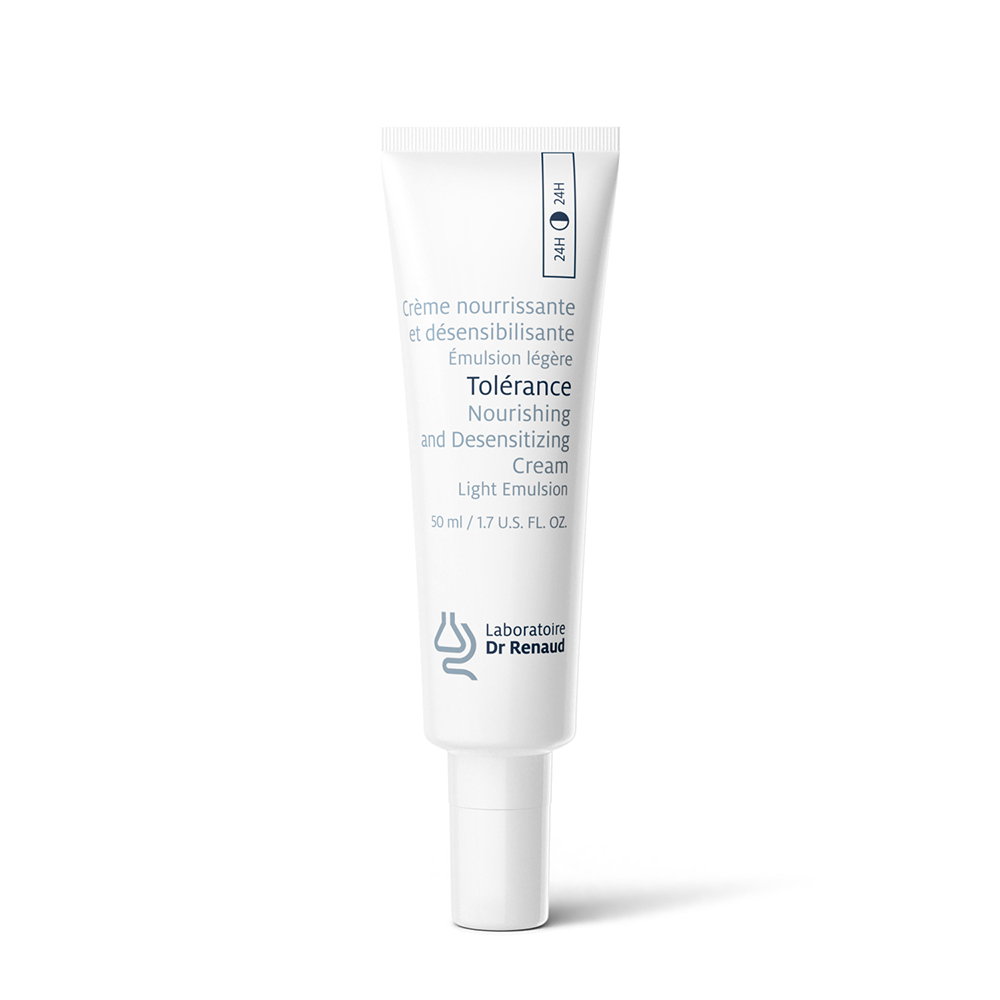 Tolérance Light Emulsion - Nourishing and Desensitizing - Laboratoire Dr Renaud, La Creme de la Creme Penticton