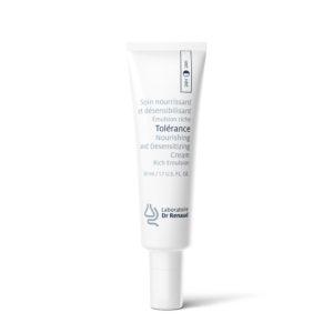 Tolérance Rich Emulsion - Nourishing and Desensitizing - Laboratoire Dr Renaud, La Creme de la Creme Penticton