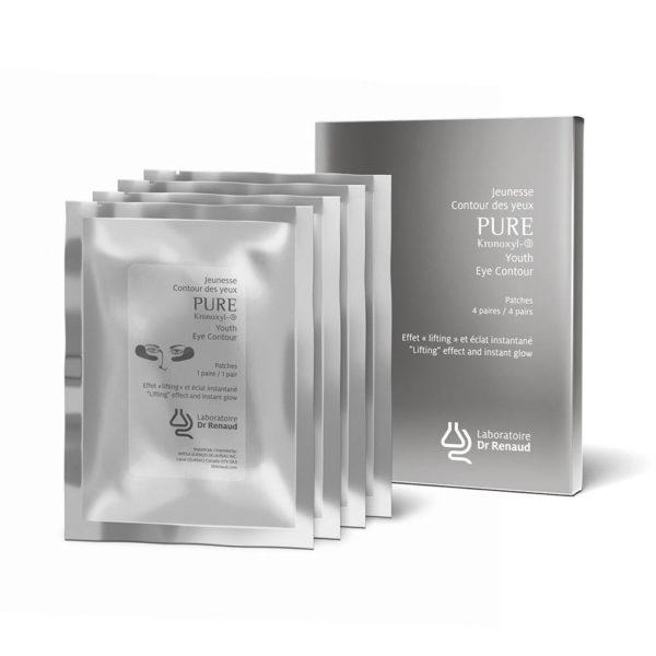 Pure Kronoxyl-➈ Eye Contour Patches - Laboratoire Dr Renaud, La Creme de la Creme Penticton