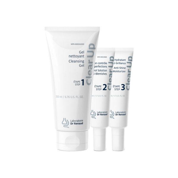 Clear Up Acne-Prone Skin Kit - La Creme de la Creme, Penticton, BC