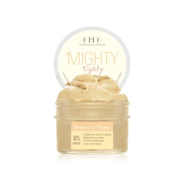 Mighty Tighty® Turmeric & Banana Tightening Mask