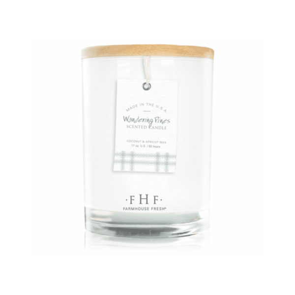 Farmhouse Fresh Candle - Wandering Pine