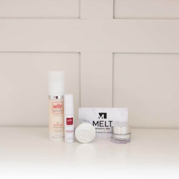 At-home Facial Package & $150 Gift Card