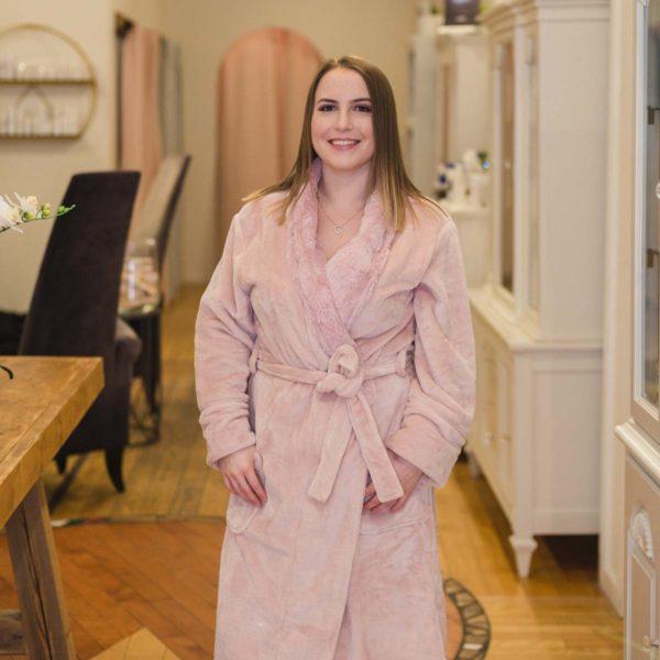 Pink Robe - La Creme Penticton