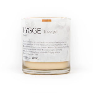 Hygge - Milk Jar Candles at La Creme Penticton