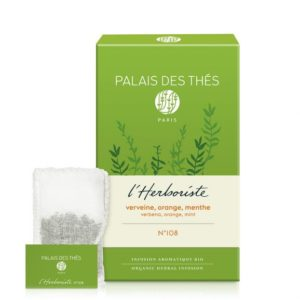 Verbena Orange Mint, Palais Des Thes