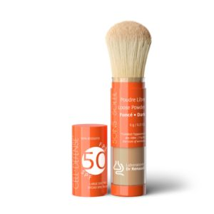 Loose Powder SPF 50 Broad Spectrum • Dark