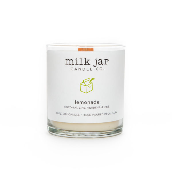 Lemonade Milkjar Candle