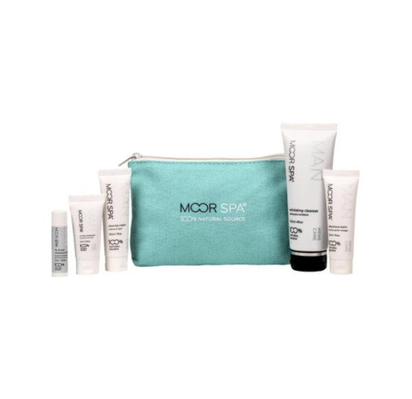 Moor Spa Essential Men's Kit